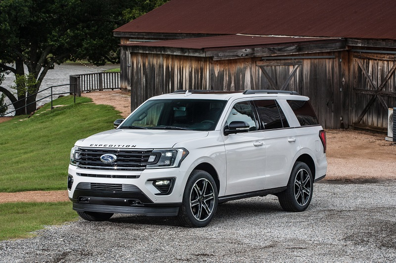 2019 Expedition Stealth (White) 1