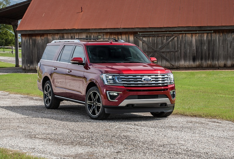 2019 Expedition Texas Edition 3