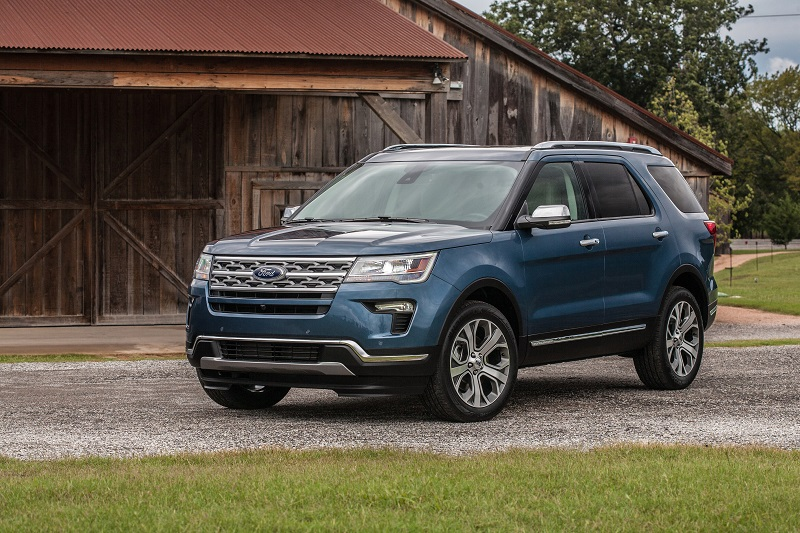 2019 Explorer Limited Luxury 3