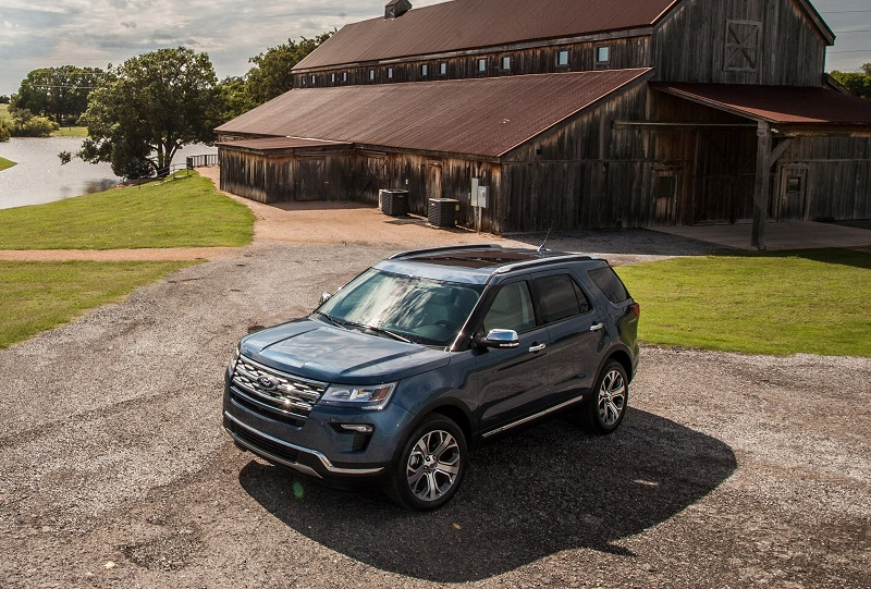 2019 Explorer Limited Luxury 2