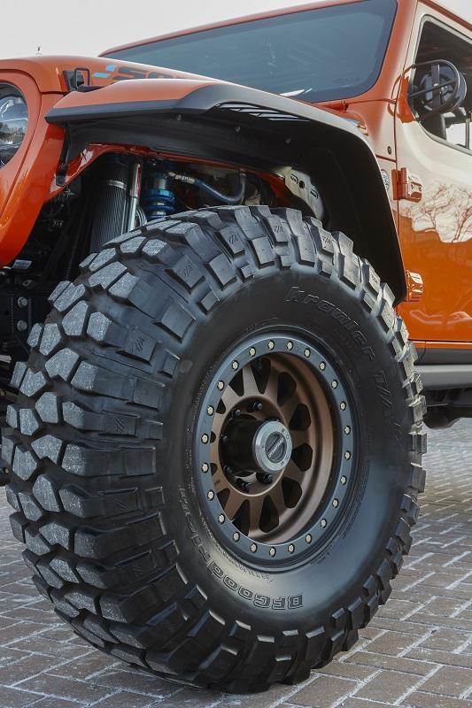 2018 SEMA Jeep