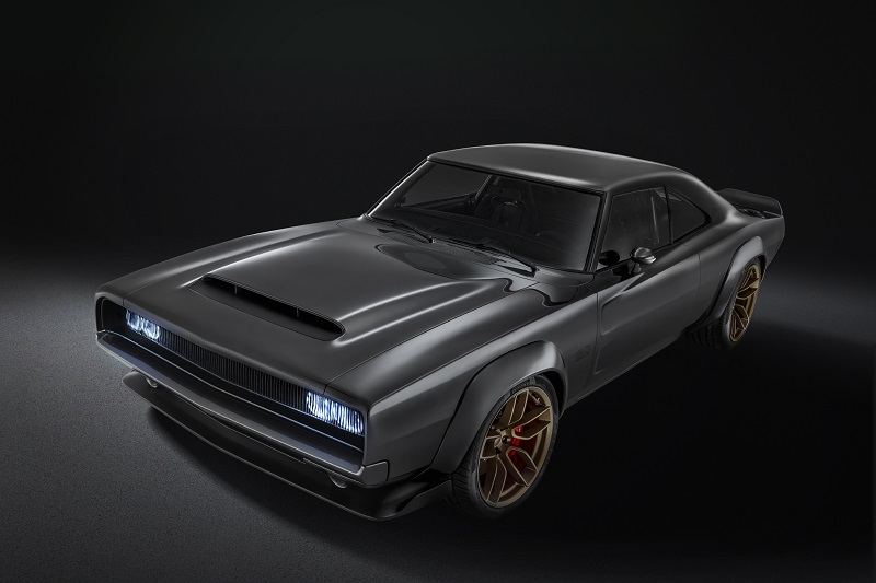 2018 SEMA Dodge