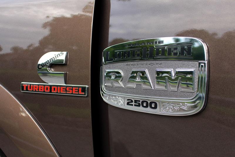 "2018 Ram Heavy Duty 2500/3500 Laramie Longhorn ""Ram Rodeo"" Edition"