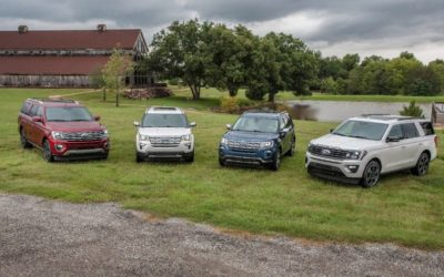 Ford spotlights new SUV options at State Fair of Texas Auto Show