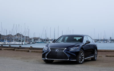 Luxe Love with Lexus LS500h