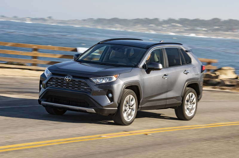 Coming to a Toyota store near you, the new RAV4! | In Wheel Time