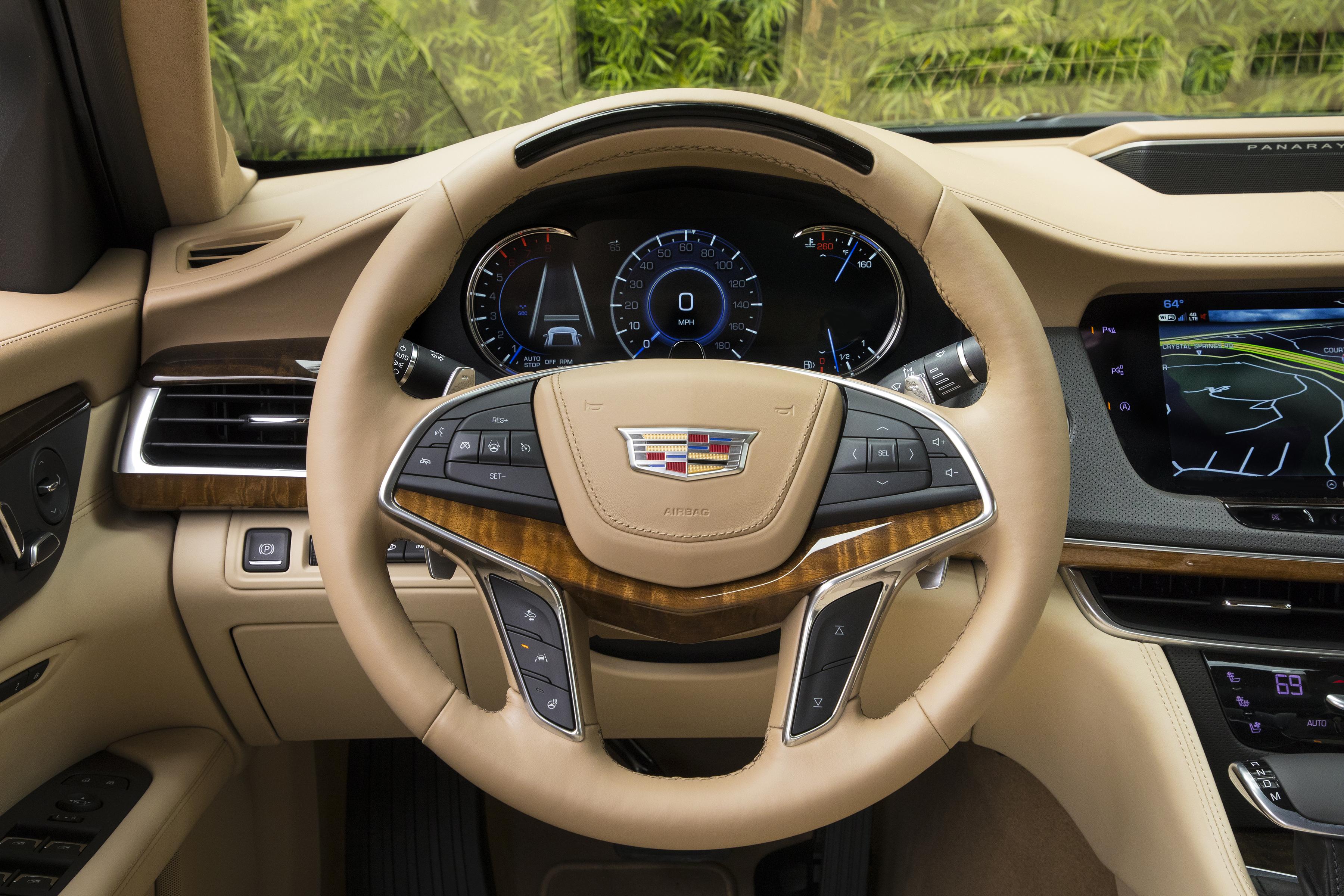 2018 Cadillac CT-6