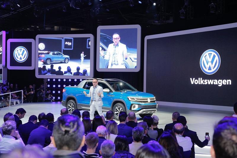 TAROK concept VW