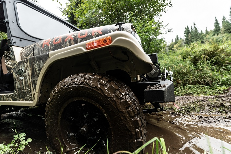 Detroit Built Mahindra Roxor Challenging The Market In