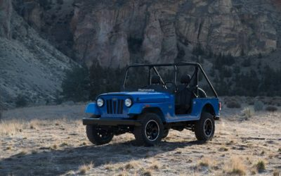 Detroit built Mahindra Roxor challenging the market