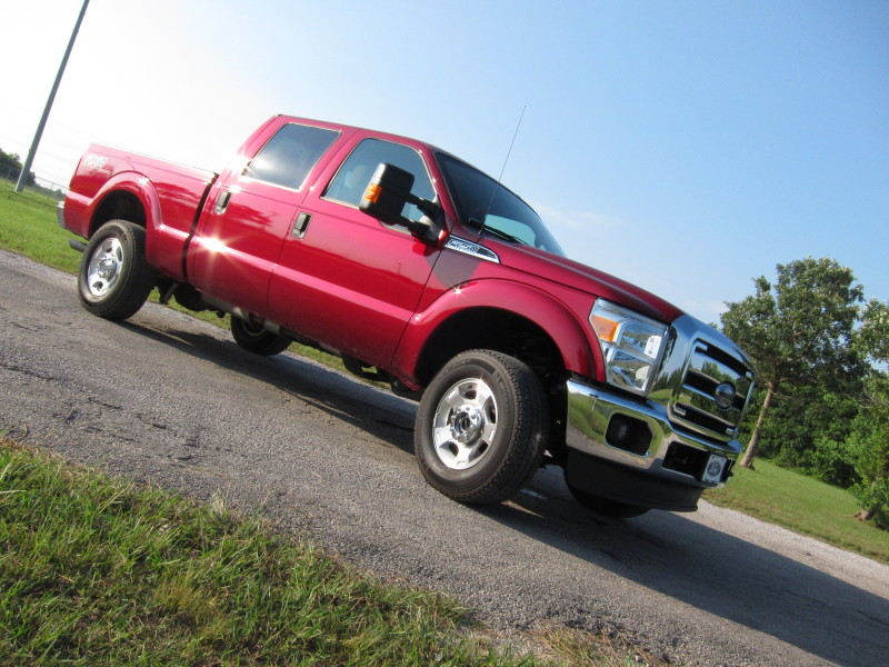 2015 Ford F 150 Regular Cab >> 2015 Ford F-250 SD 4X4 Crew Cab | In Wheel Time