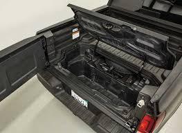 2017 Honda ridgeline trunk