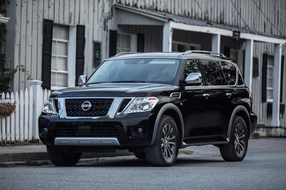2018 Nissan Armada debuts new Platinum Reserve model at ...