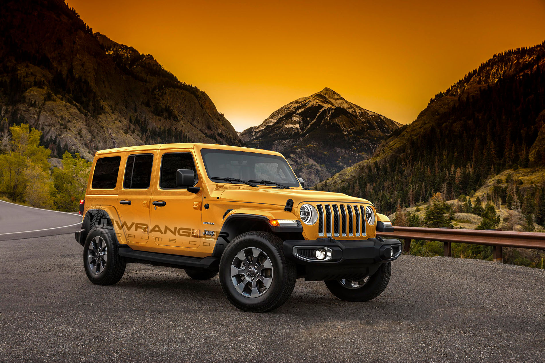 2018 Jeep Wrangler arrives soon – what we know! | In Wheel ...