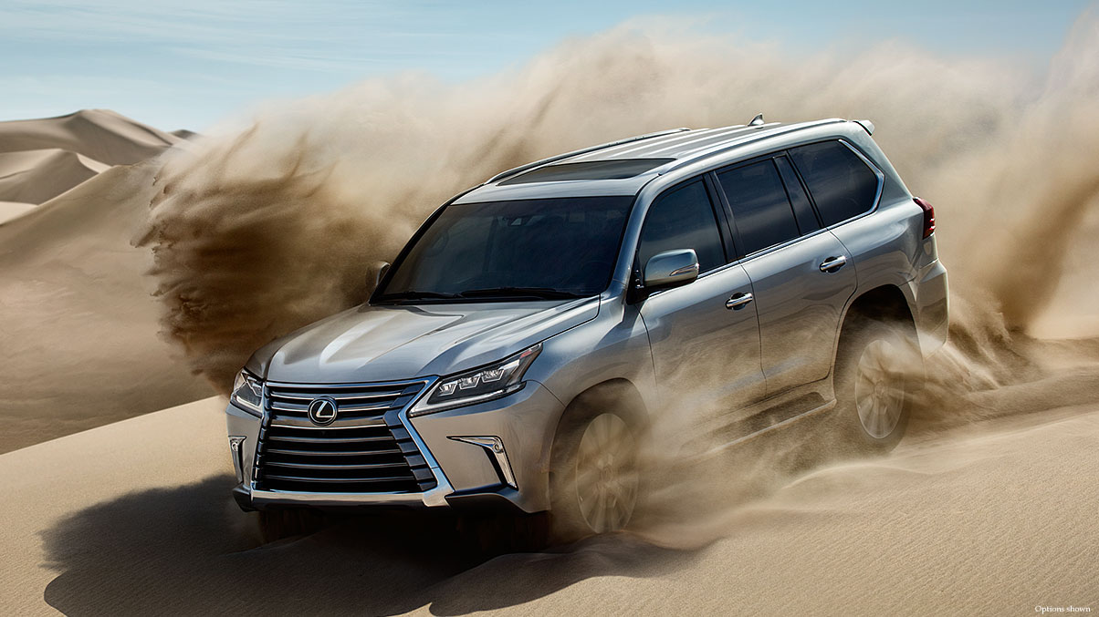 Adventuring Empty Nesters Get More Gear E In New Two Row Lexus Lx 570