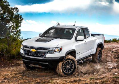 New Chevrolet Colorado ZR2