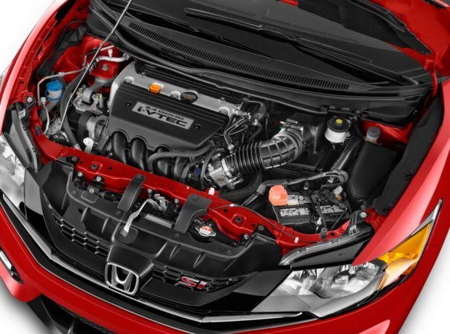 2017 Honda Civic Si Engine