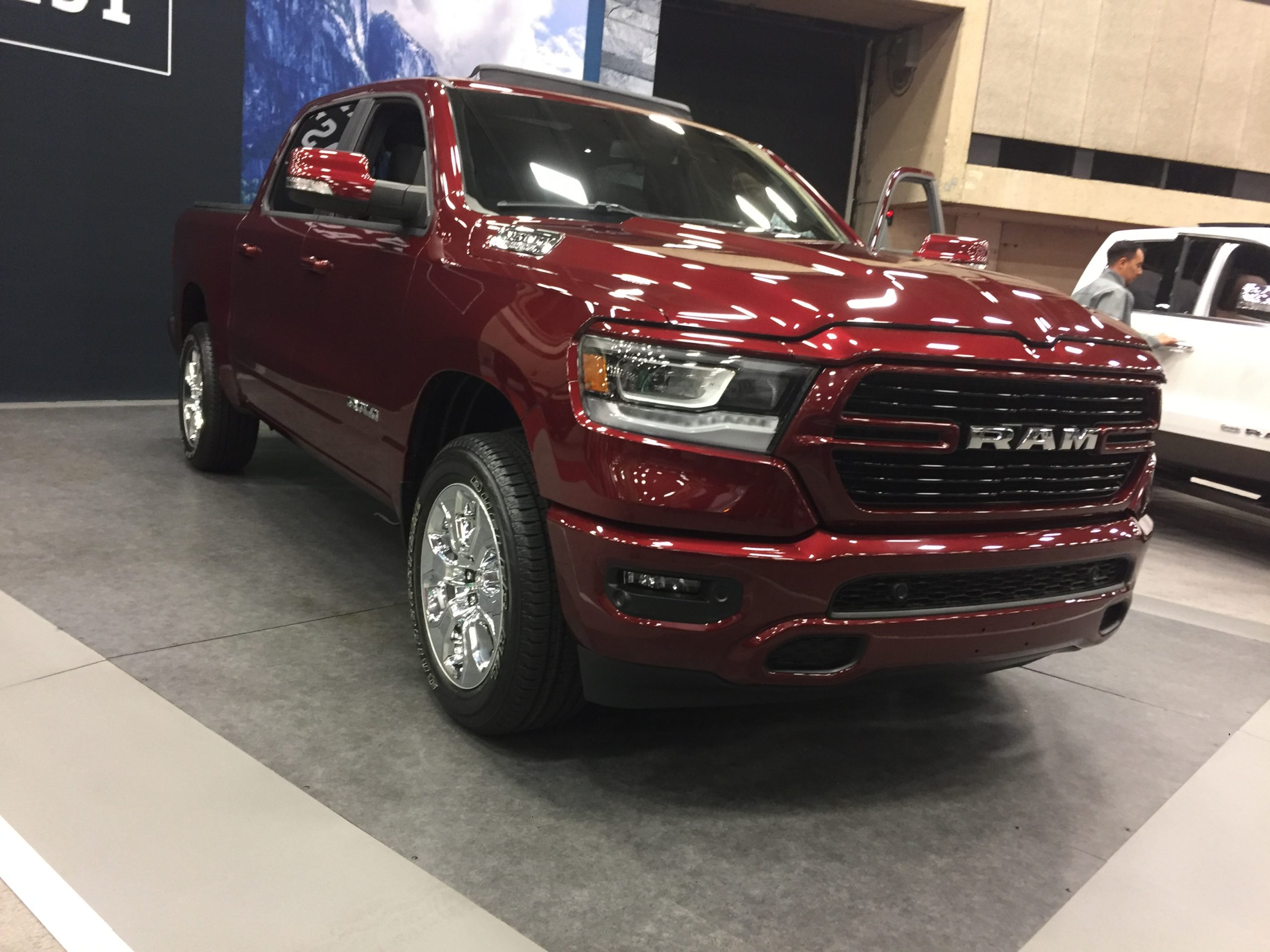 All-new 2019 Ram 1500 Lone Star Launches at Dallas Auto ...