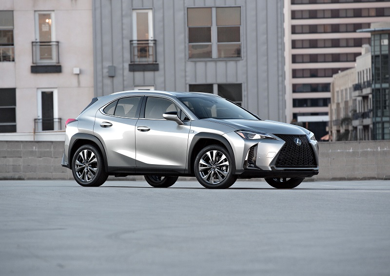 Lexus introduces all-new 2019 UX compact CUV in the Big ...