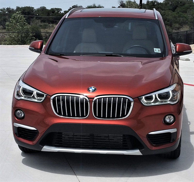 Taking On All Comers In Compact Crossover Segment, The BMW