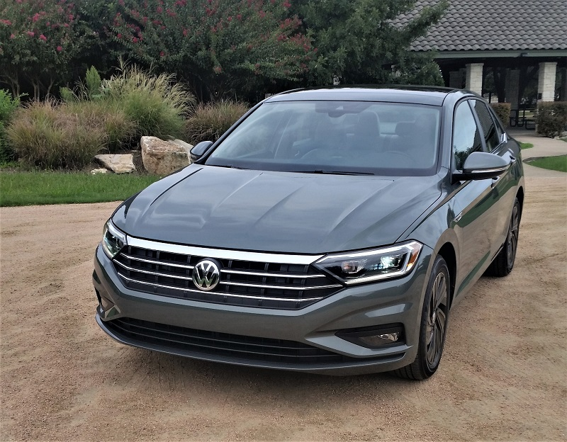 '19 VW Jetta grows up…