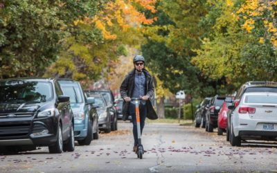 Ford buys SPIN electric scooters