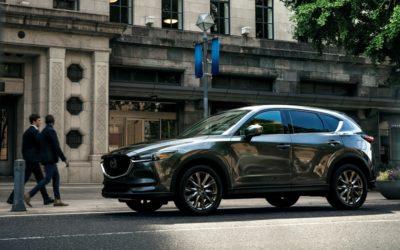 Mazda 'Signature' trim on the CX-5!