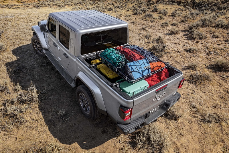 Accessorizing the 2020 Jeep Gladiator | In Wheel Time
