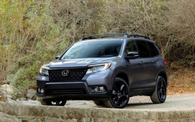 Honda Passport returns to the light truck lineup
