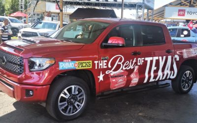 Toyota Tundra, H-E-B and empanadas – it's a Texas thing