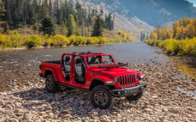 2020 Jeep Gladiator ready for the mid-size pickup truck wars