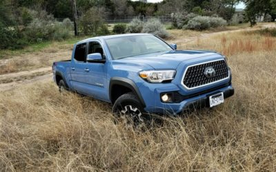 The new Tacoma – ready for new challengers?