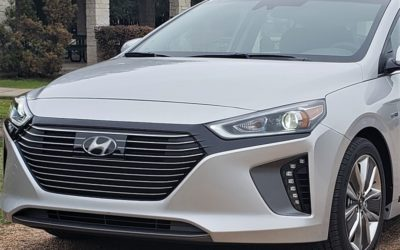 Hyundai IONIQ Hybrid – A nifty nimble premium value in the small car segment