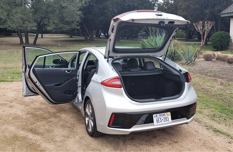 2019 Hyundai ICONIQ