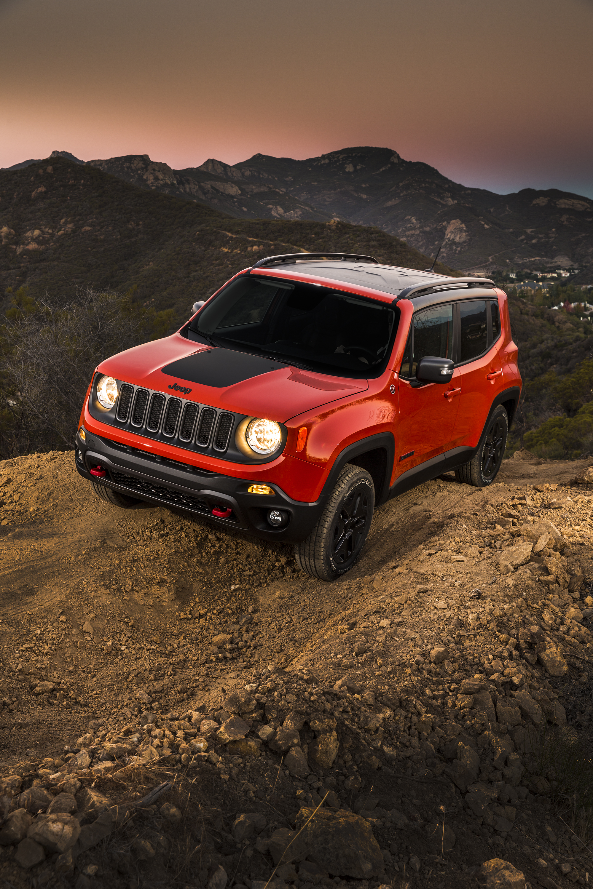 2018 Jeep® Renegade Trailhawk