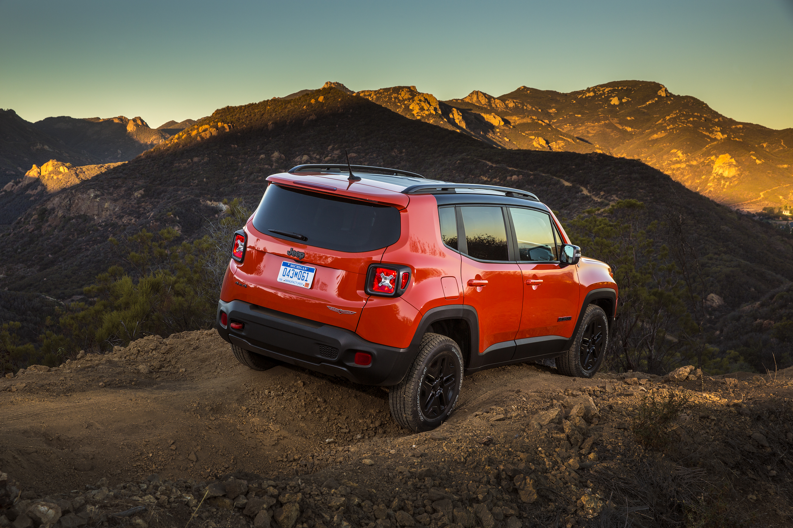 2019 Jeep® Renegade Trailhawk