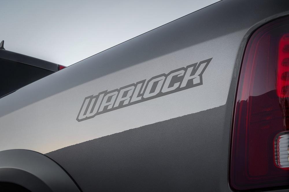 Return of the Warlock - the 2019 Ram 1500 Classic Warlock