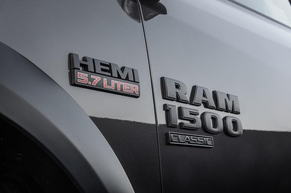 2019 Ram Warlock