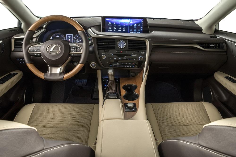 2019 Lexus RX350