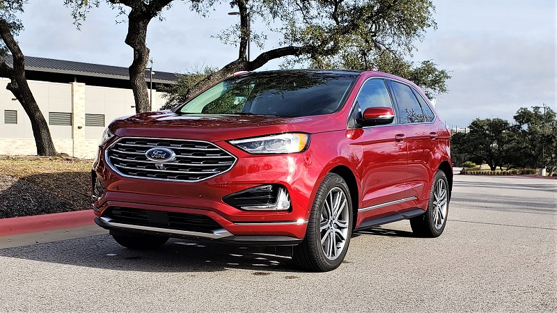 Ford ups its 2019 mid-size CUV game…