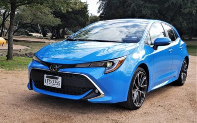 Toyota says 'not so quick' with the 2019 Corolla Hatchback