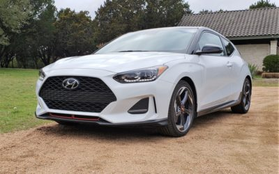 Hyundai Veloster Turbo Ultimate – affordable excitement!