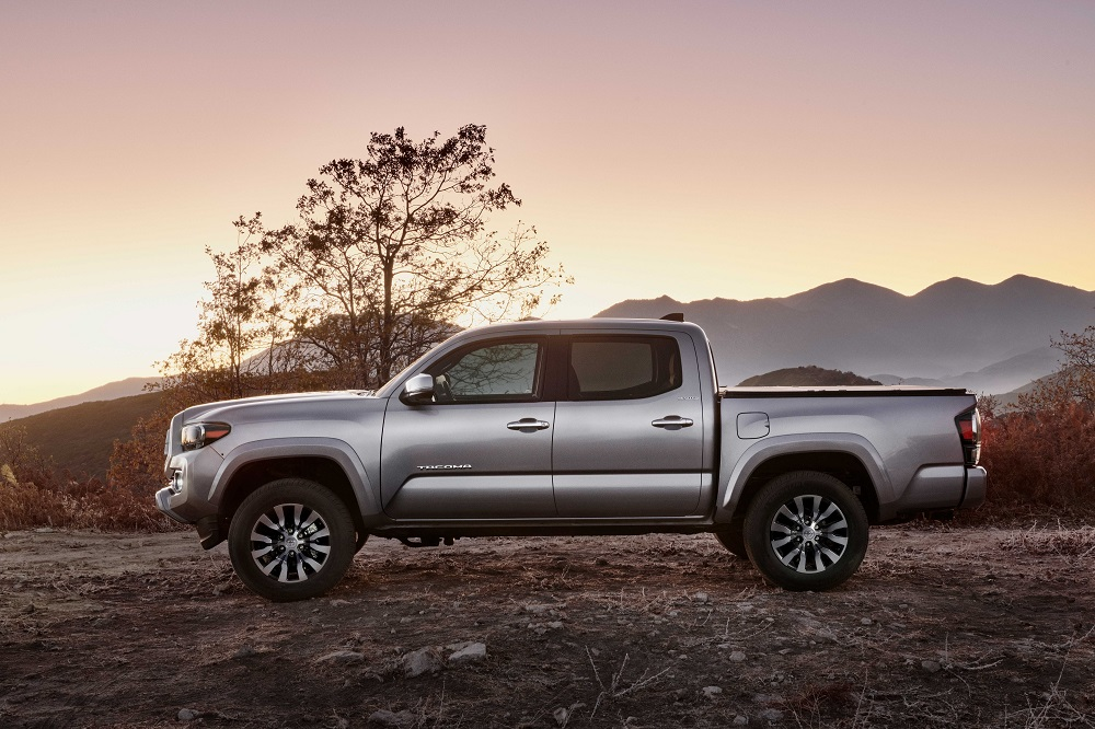 Toyota Says Catch Us If You Can With The 2020 Tacoma In Wheel