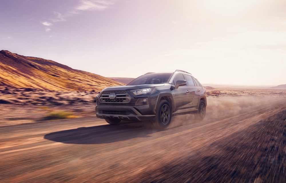 2020 RAV4 TRD Off-Road rolls out at CAS