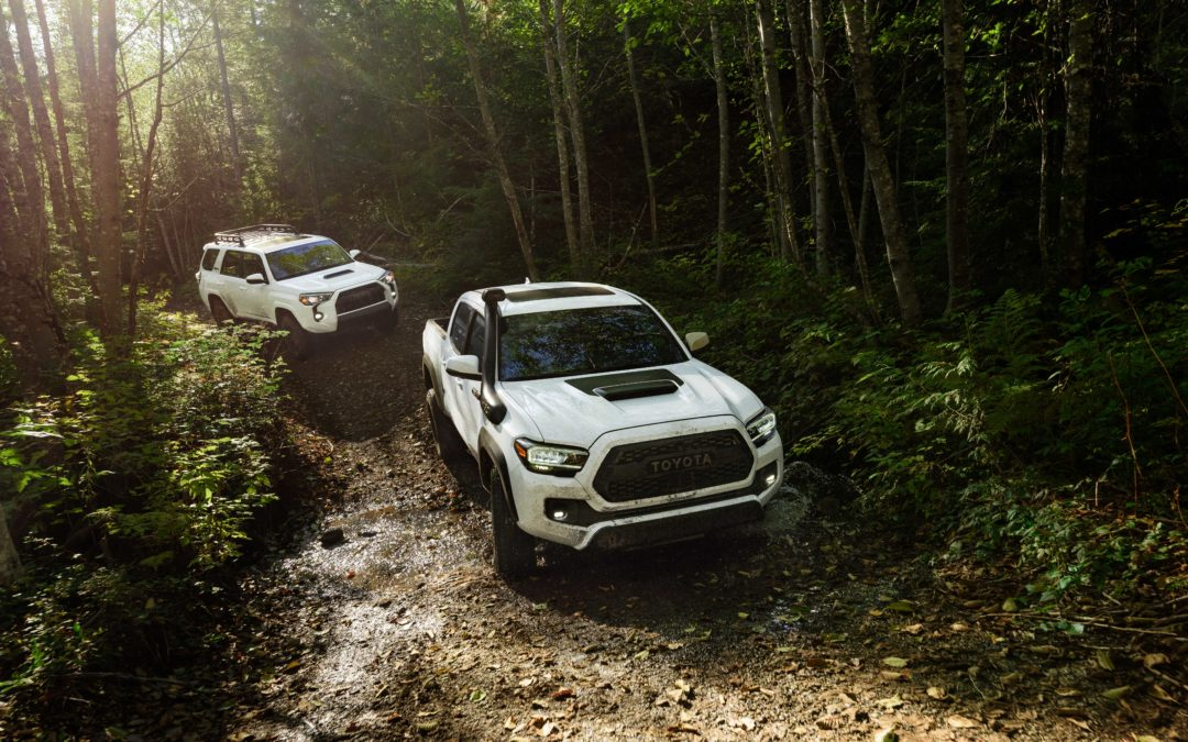 2020 TRD Pro Line and Sequoia TRD Pro Debut