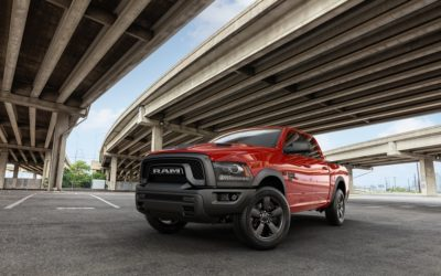 Return of the Warlock – the 2019 Ram 1500 Classic Warlock