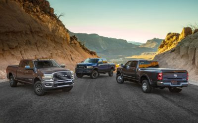 2019 Ram HD pricing announced at Las Vegas first drive event