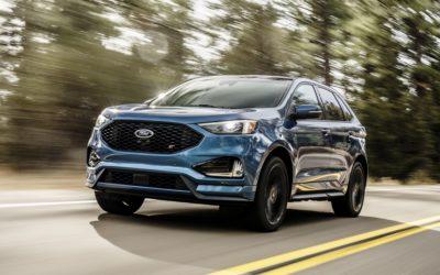 Run'n on the Edge – the 2019 Ford Edge ST AWD