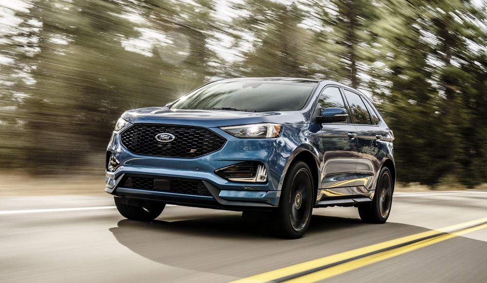 Run'n on the Edge – the 2019 Ford Edge ST AWD