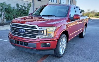 Top Shelf with a slice of attitude – the 2019 Ford F-150 Limited